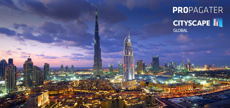 Propagater at Cityscape Dubai